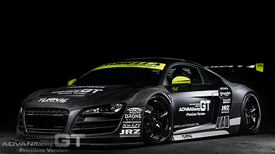 AUDI R8 tuned by Umbrella AutoDesign