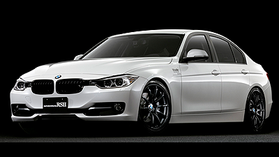 BMW 3 SERIES [F30] tuned by STUDIE