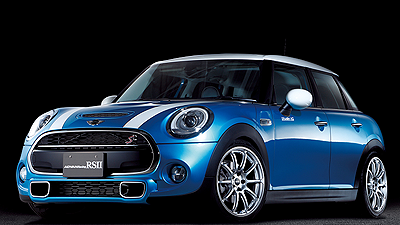 BMW F56 MINI COOPER S  tuned by STUDIE RACING HYPER SILVER