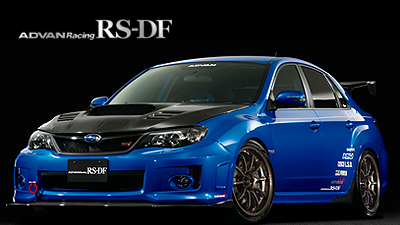 IMPREZA tuned by Kansai service