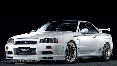 SKYLINE GT-R tuned by Kansai service