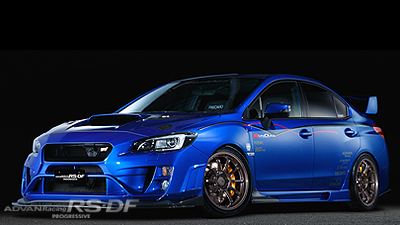 SUBARU WRX tuned by Original RUNDUCE