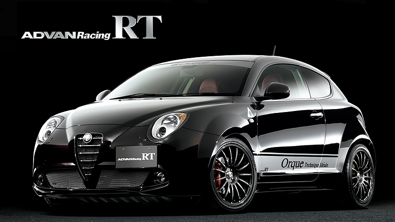 Yokohama Wheel Brand Advan Racing Rt For European Cars