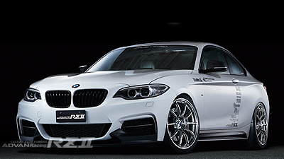 BMW M235i tuned by  Studie