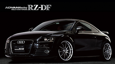 AUDI TT COUPE tuned by T&E