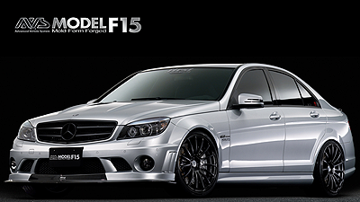 C63 AMG tuned by FIRST