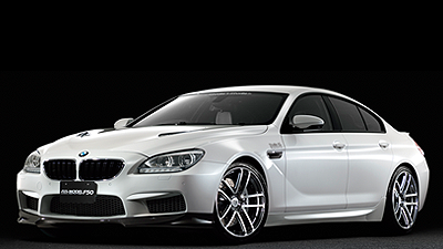 BMW 640 tuned by STUDIE  GLOSS BLACK COMBI