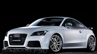 Audi TT RS tuned by Kreis 5  PLATINUM BLACK COMBI