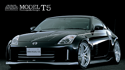 FAIRLADY Z(Z33) tuned by HKS