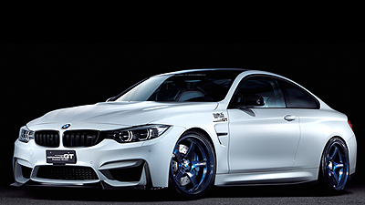 BMW M4 tuned by Studie