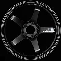 ADVAN Racing GT 18inch SEMI GLOSS BLACK