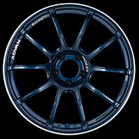 IBR:RACING INDIGO BLUE & RING