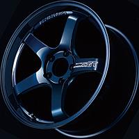 Racing Titanium Blue + Machine-engraved LOGO 18inch