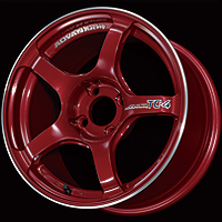 CRR:Racing Candy Red & Ring