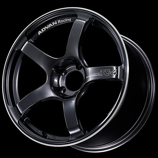 yokohama wheel new item advan racing tc 4 アドバン レーシング