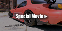 ADVAN Racing RS-DF Special Movie
