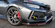 Wheel Matching Gallery HONDA Civic Type R + ADVAN Racing RZII