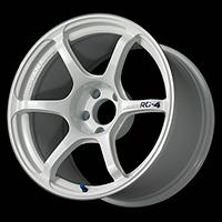 WMR : Racing White Metallic & RING